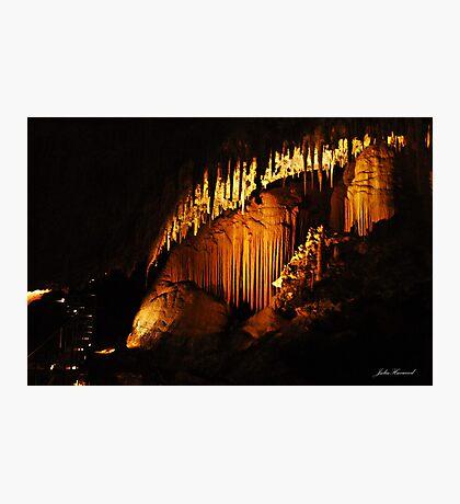 Jewel Cave, Margaret River, Western Australia Photographic Print
