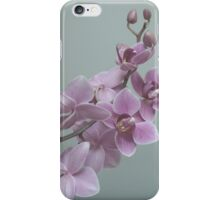 Orchid  composition iPhone Case/Skin