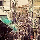 Vintage Venice 1 iPhone Case by pennyswork