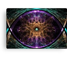 In the Blink of a Dragon's Eye Canvas Print