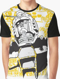 Gundam Love Graphic T-Shirt