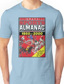 NOW IS THE FUTURE - Sports Almanac 2015 Unisex T-Shirt