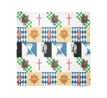 Knights from the Round Holy Grail Tabel Scarf