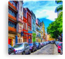 Recife I Canvas Print