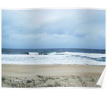 Overcast Sands Poster