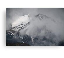 Majestic Southern Alp Canvas Print