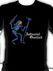 Antisocial Overlord T-Shirt