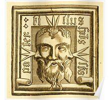 Medieval Amulet Poster