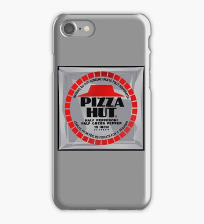 NOW IS THE FUTURE - Pizza 2015 iPhone Case/Skin