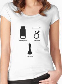 Sherlock Series 1 Women's Fitted Scoop T-Shirt