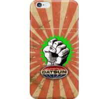 Datsun Power iPhone Case/Skin
