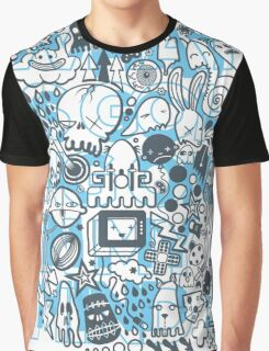 What is going on in my mind! Graphic T-Shirt