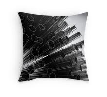 Metallic.. Throw Pillow
