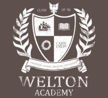 Dead Poet's Society - Welton Academy by darkcloud