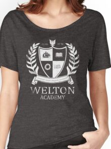 Dead Poet's Society - Welton Academy Women's Relaxed Fit T-Shirt