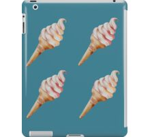 Soft Serve Ice-cream iPad Case/Skin