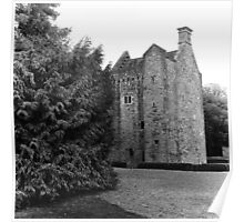 Castle in Phoenix Park, Dublin Poster