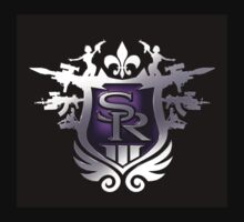Saints Row The Third - Logo by Kyle Whitehouse