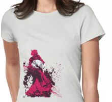 Chill Out. WhiteNoise Womens Fitted T-Shirt