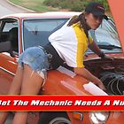 The Mechanic by JDMSwag