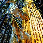 Rockefeller Centre Flags by CraMation