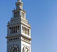 Port Tower San Francisco by CraMation