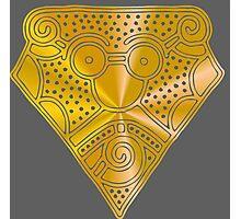 Mask - Mammen 10th Century Photographic Print