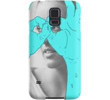 Peek-a-Boo Samsung Galaxy Case/Skin