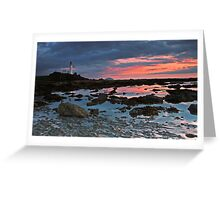 Turnberry Lighthouse Greeting Card