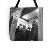 We Three Men Tote Bag
