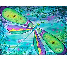 Dragonfly III Photographic Print