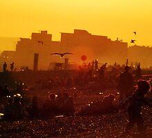 Brighton, March 2011 by Jamie O'Mara