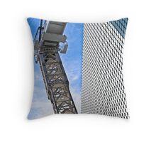 design hub 2 Throw Pillow