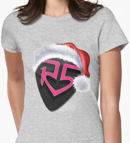 R5's Christmas Womens Fitted T-Shirt