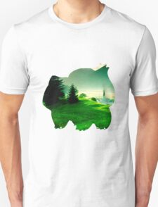 Bulbasaur grass element T-Shirt