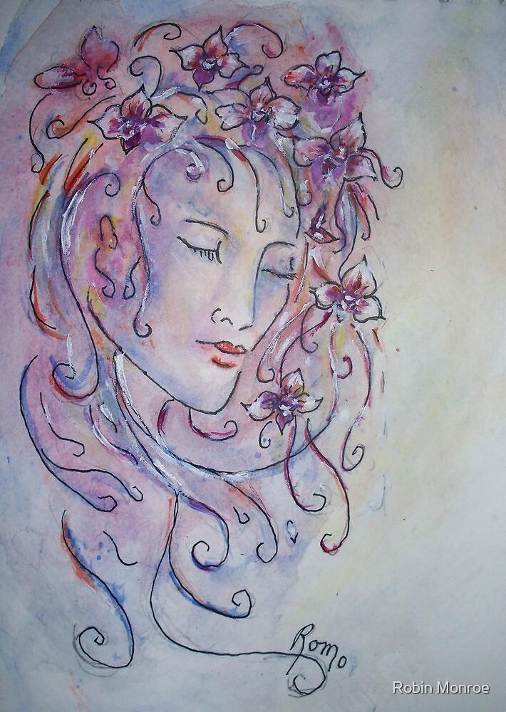Orchid - IzzyGumbo by Robin Monroe