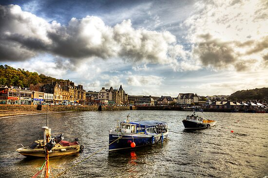 Oban by Paul Thompson Photography