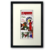 CELEBRATE  the Season Framed Print
