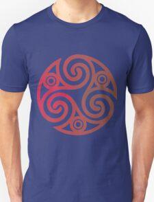 Triskele 01 Unisex T-Shirt