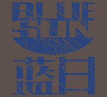 Blue Sun Corporation Logo (Firefly/Serenity, Large) Kids Clothes