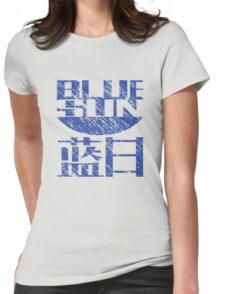 Blue Sun Corporation Logo (Firefly/Serenity, Large) Womens Fitted T-Shirt