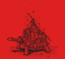 Tortoise Town Kids Clothes