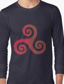 Triskele 02 Long Sleeve T-Shirt