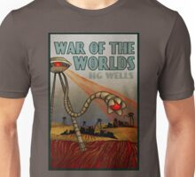 War of the Worlds Unisex T-Shirt