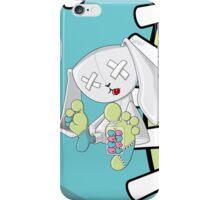 Dead Spud : Bunni (White) iPhone Case/Skin