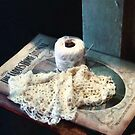 Doily and Crochet Thread by Susan Savad