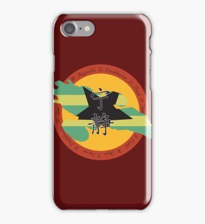 Firefly...Lest We Forget (Firefly/Serenity) iPhone Case/Skin