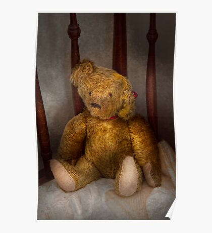 Toy - Teddy Bear - My Teddy Bear  Poster