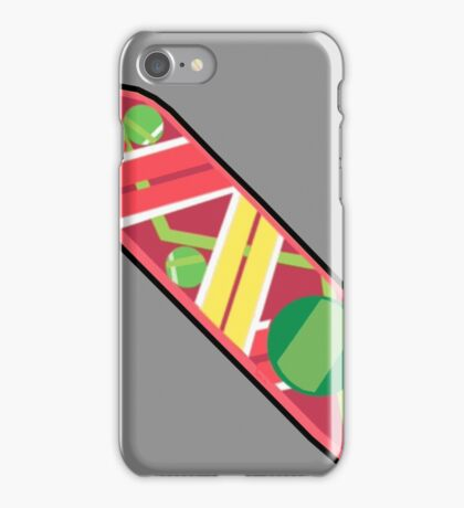 NOW IS THE FUTURE - Board 2015 iPhone Case/Skin