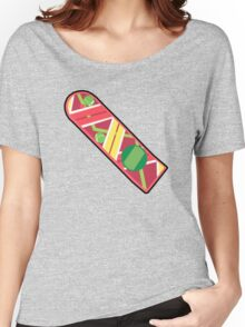 NOW IS THE FUTURE - Board 2015 Women's Relaxed Fit T-Shirt